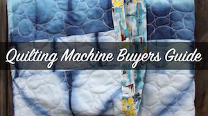 quilter sewing machines for beginners