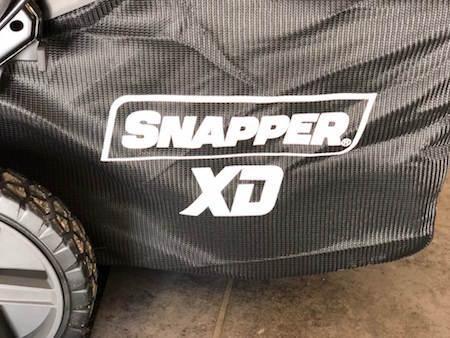 bag for Snapper XD