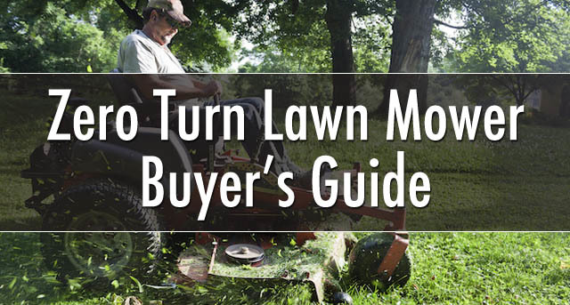 best price on zero turn lawn tractors