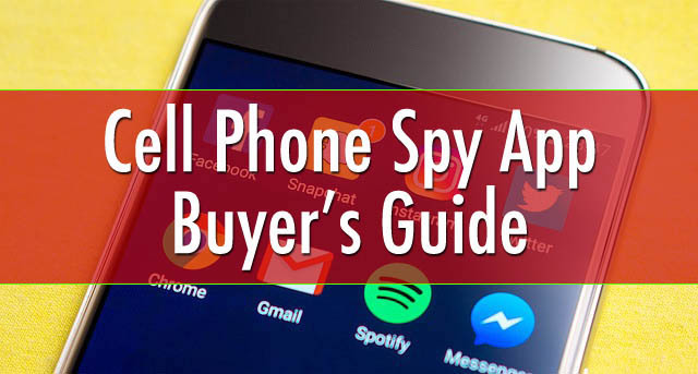 Here are Top 5 Free Cell Phone Spy Apps 2018