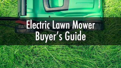top rated electric lawn mowers