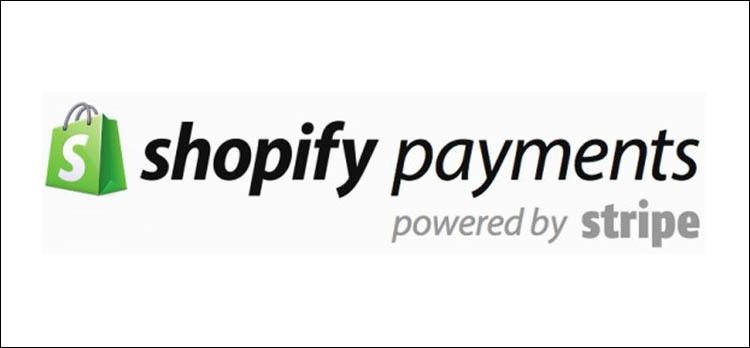 shopify's built in payment gateway