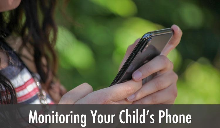 should you be keeping tabs on your teens phone usage