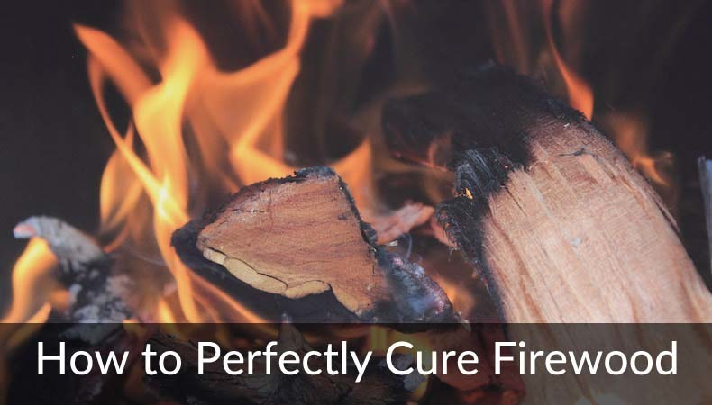how to dry firewood