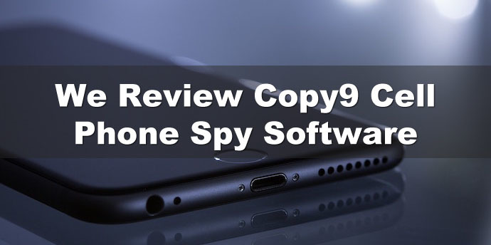 review of copy9 cell spy app