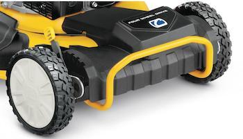 front bumper on the Cub Cadet