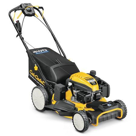 cub cadet sc 700 walk behind mower review
