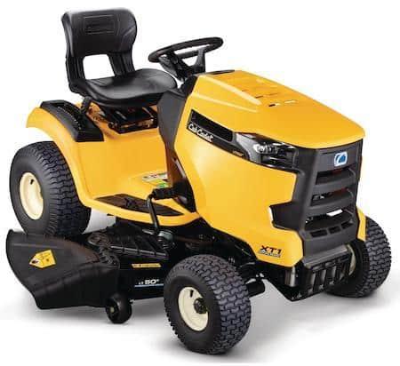 cub cadet xt1 riding lawn tractor