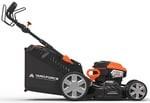 yard force battery powered mower