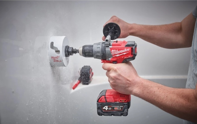 Milwaukee M18 Fuel Cordless Drill