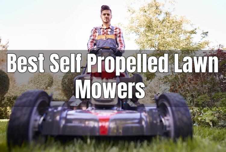 top selling self-propelled mowers