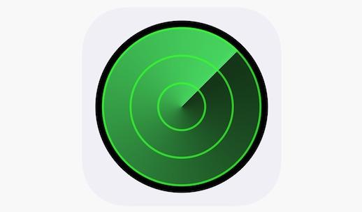 find my iphone app logo