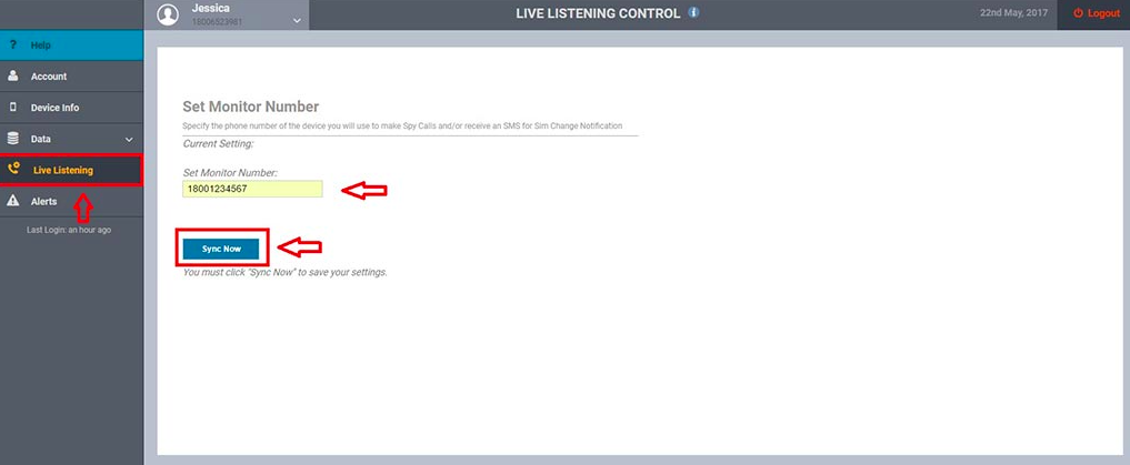 How to Activate Cell Phone Microphone of Target Phone via Desktop